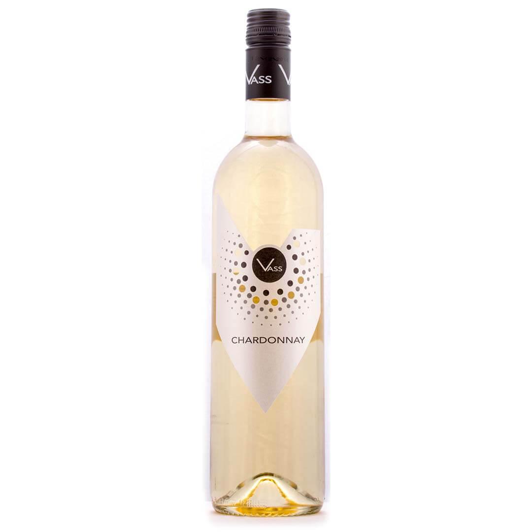 Chardonnay száraz fehérbor