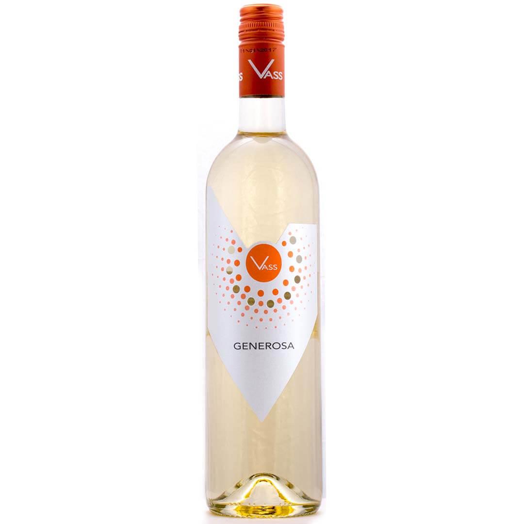 Generosa száraz fehérbor