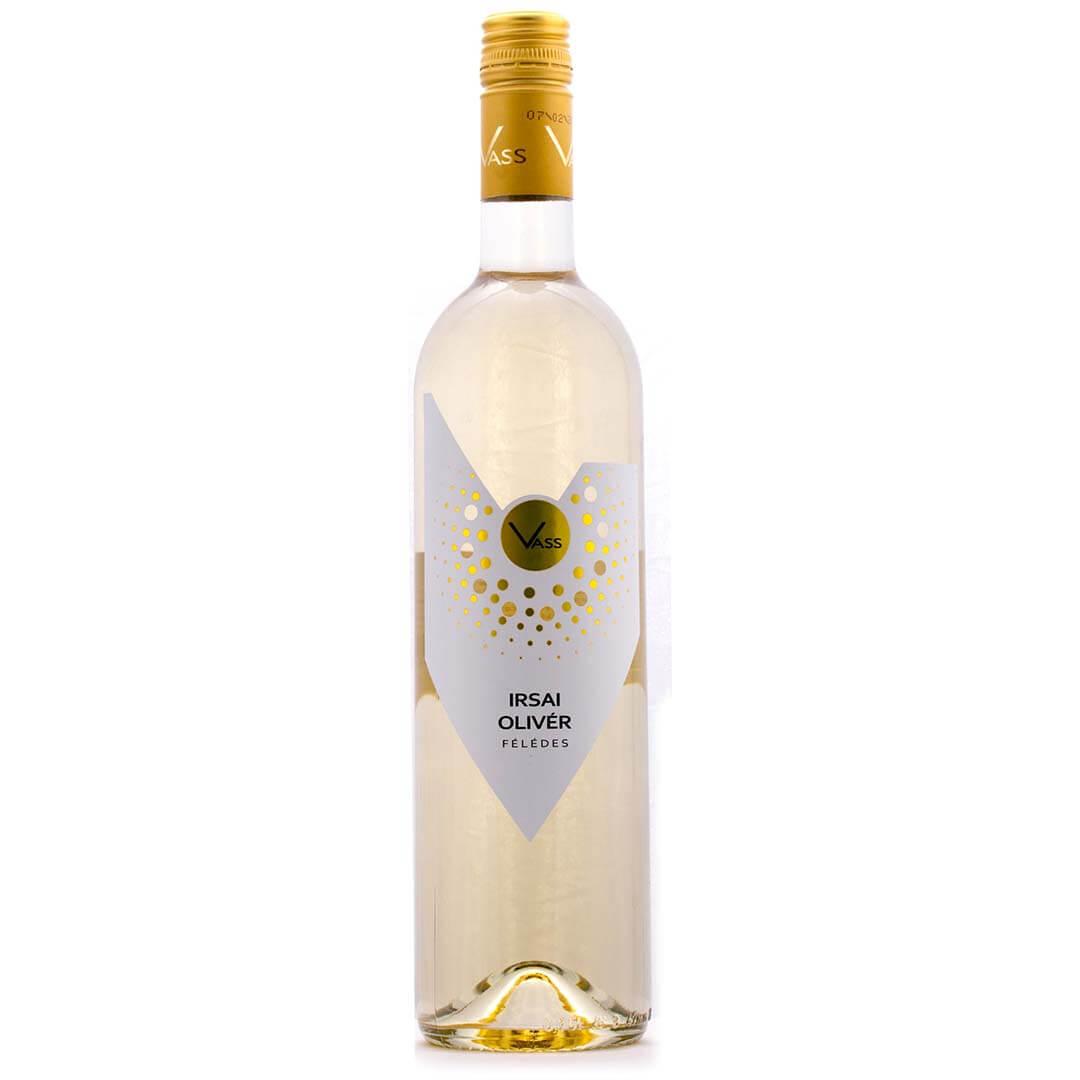 Irsai Olivér félédes fehérbor