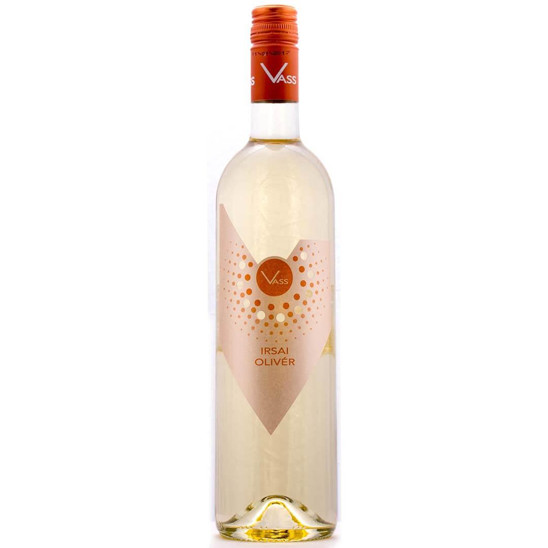 Irsai Olivér száraz fehérbor