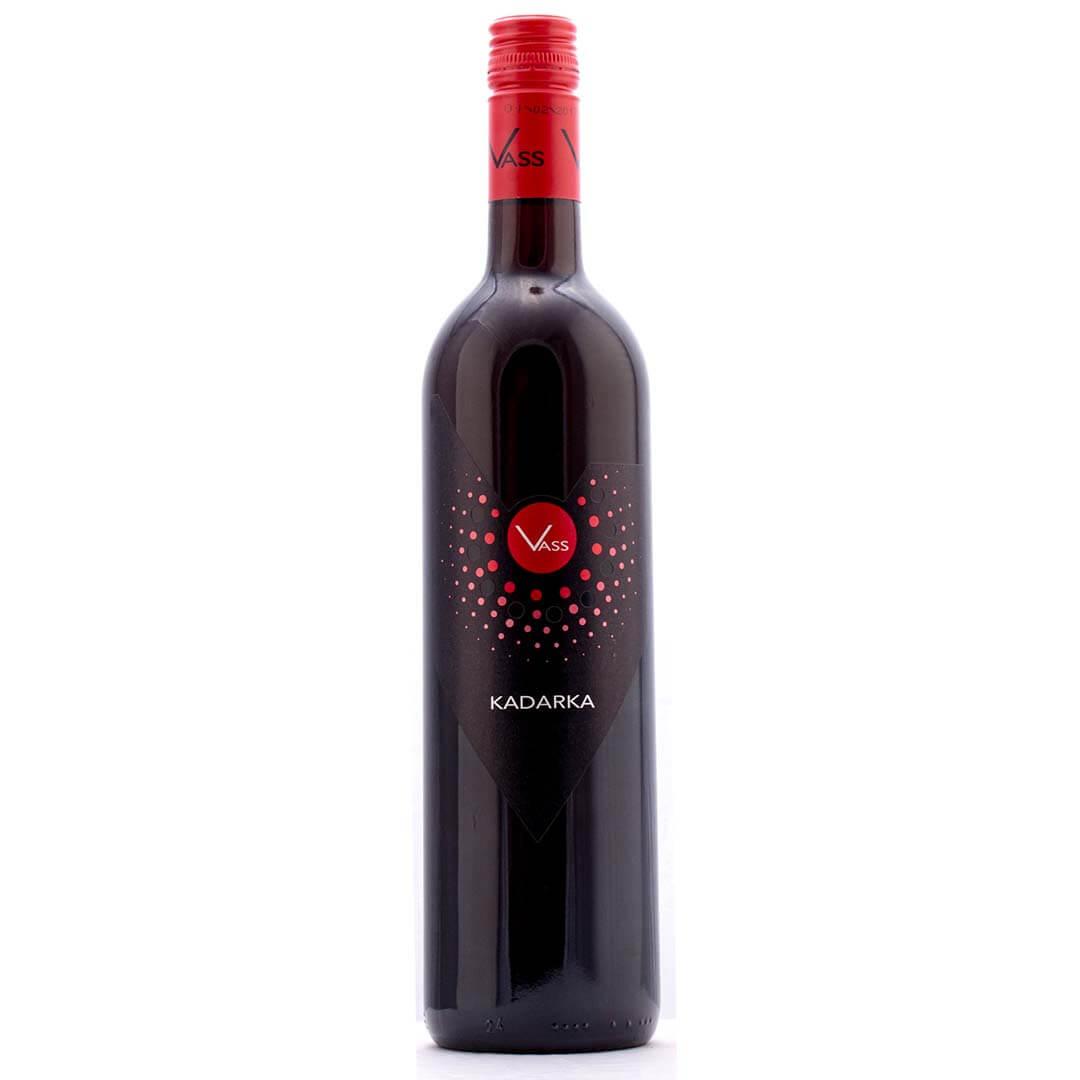 Kadarka száraz vörösbor