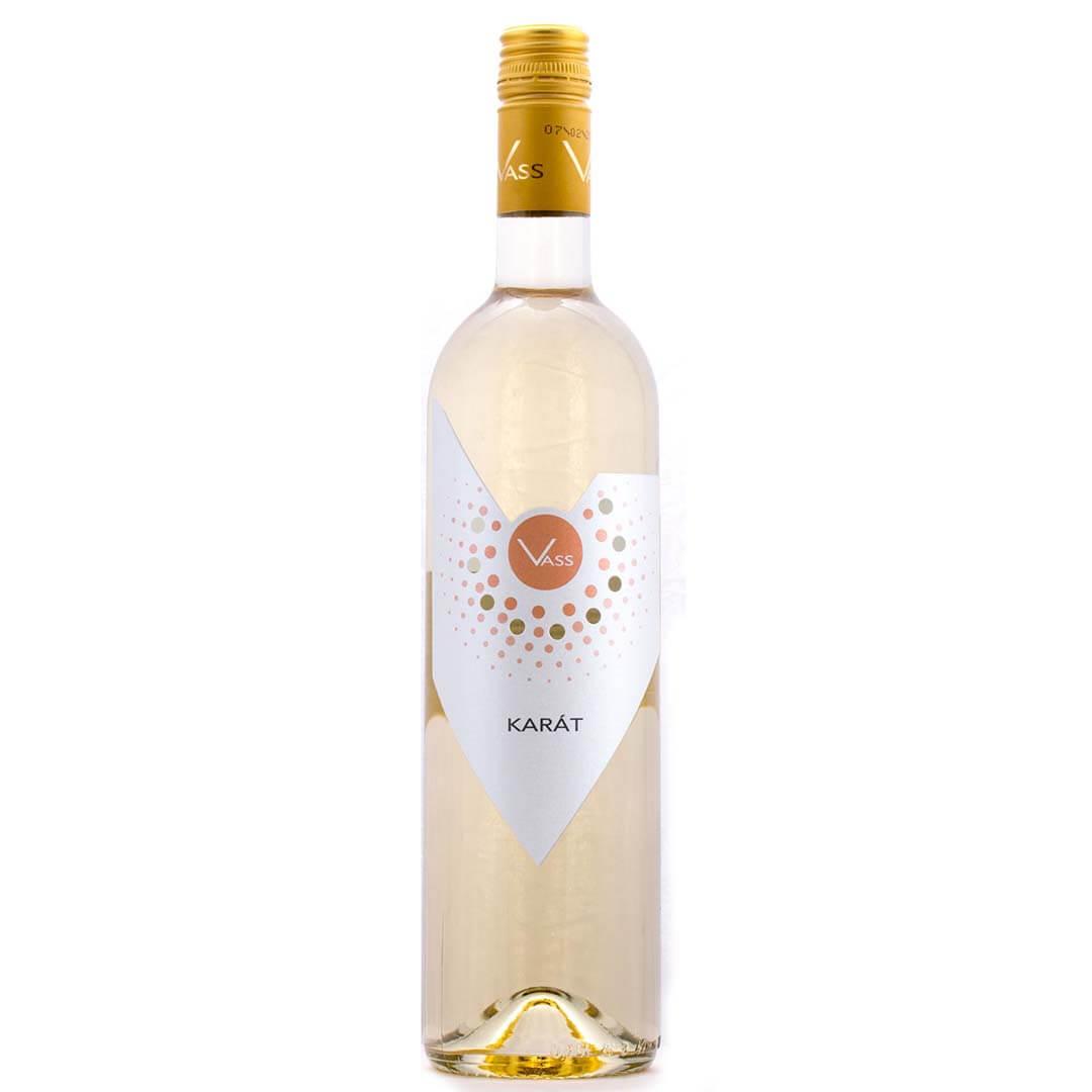 Karát száraz fehérbor