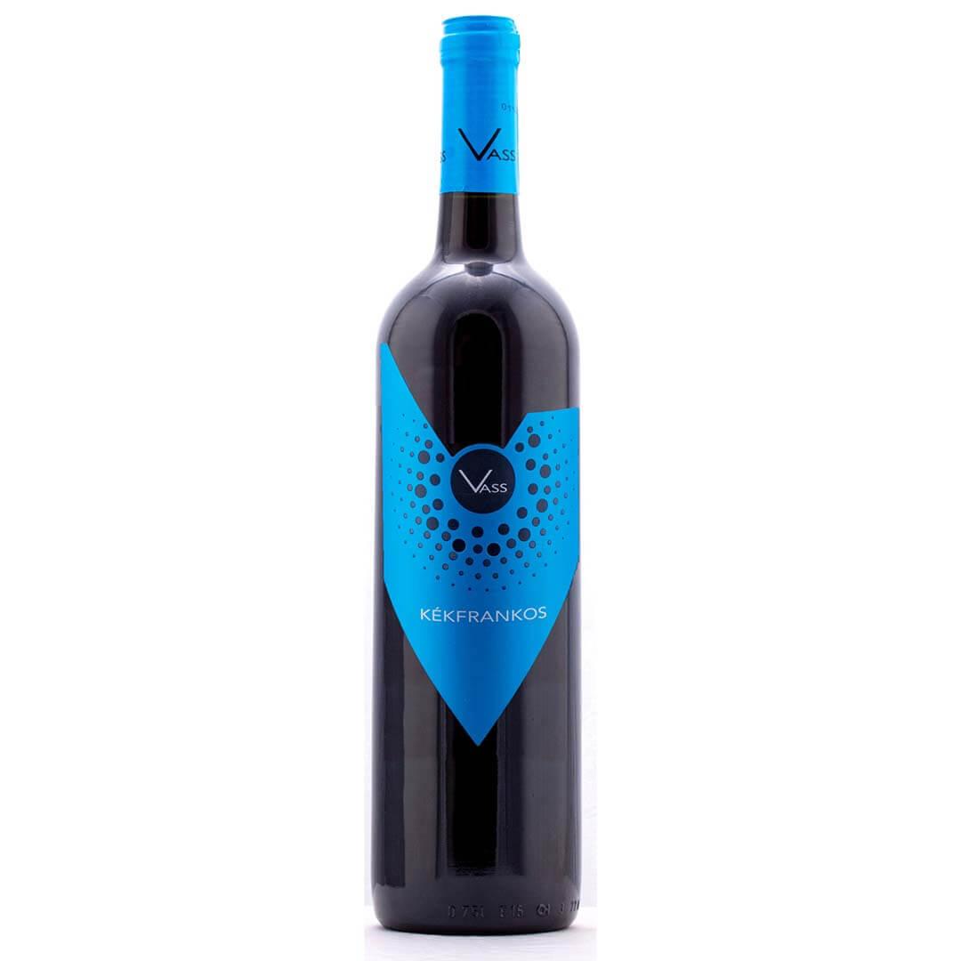 Kékfrankos száraz vörösbor