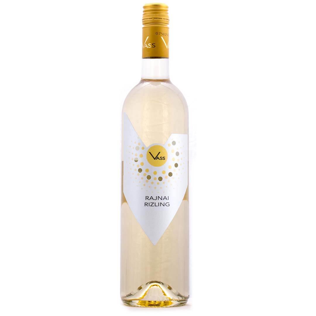 Rajnai Rizling száraz fehérbor