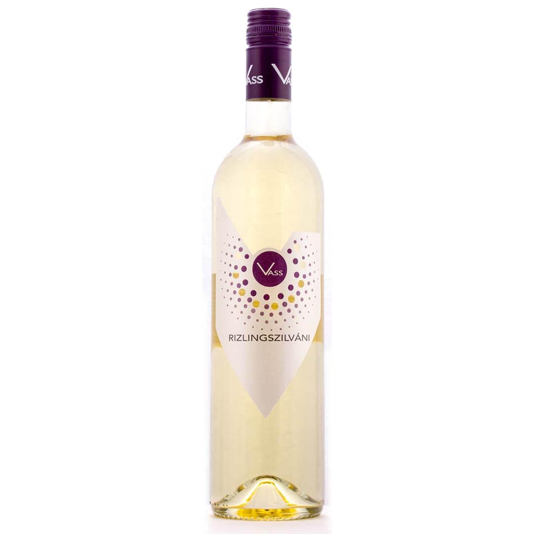 Rizlingszilváni száraz fehérbor